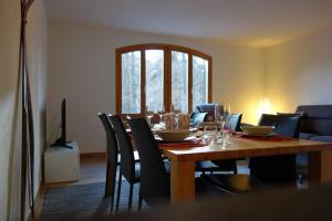 Chesa Muragls, Appartamenti  Pontresina - big - 10