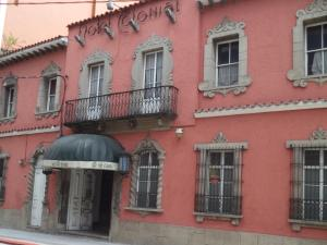 Гватемала - Hotel Colonial