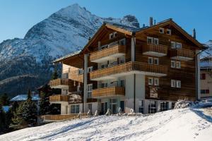 Hotel Alpenperle - Saas-Fee