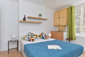 Kings Cross Superior Niké Apartment, Ferienwohnungen  London - big - 19