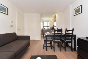 Kings Cross Superior Niké Apartment, Ferienwohnungen  London - big - 5