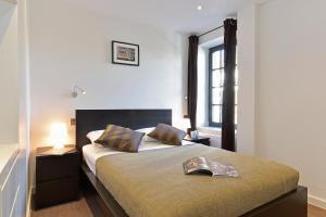 Kings Cross Superior Niké Apartment, Ferienwohnungen  London - big - 9