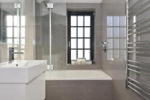 Kings Cross Superior Niké Apartment, Ferienwohnungen  London - big - 35