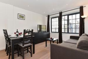 Kings Cross Superior Niké Apartment, Ferienwohnungen  London - big - 36