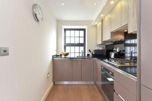 Kings Cross Superior Niké Apartment, Ferienwohnungen  London - big - 41
