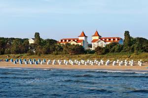 obrázek - Hotel Kleine Strandburg