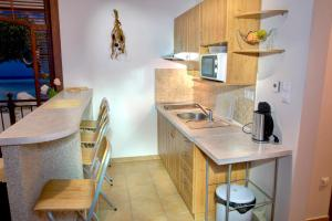 Studio Apartment with Balcony (2 Adults + 2 Children) - Seadmed Apartments Fatrapark 2 Hrabovo