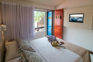 Chez Pitu Praia Hotel, Hotely  Búzios - big - 57