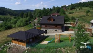 Jaworowa Osada, Alpesi faházak  Brenna - big - 31