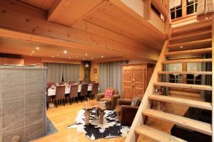 Chambre d'Hôtes La Tanière de Groumff - Accommodation - Chamonix
