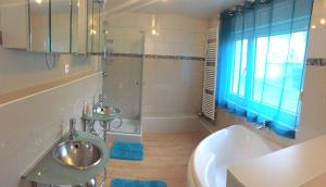 Appartement Badische Weinstrasse, Apartments  Baden-Baden - big - 38