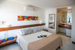 Chez Pitu Praia Hotel, Hotely  Búzios - big - 58