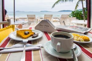 Chez Pitu Praia Hotel, Hotely  Búzios - big - 92