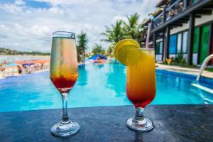 Chez Pitu Praia Hotel, Hotely  Búzios - big - 62