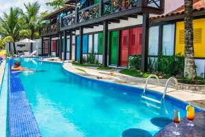 Chez Pitu Praia Hotel, Hotely  Búzios - big - 61