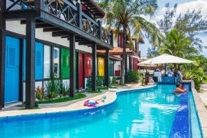 Chez Pitu Praia Hotel, Hotely  Búzios - big - 60