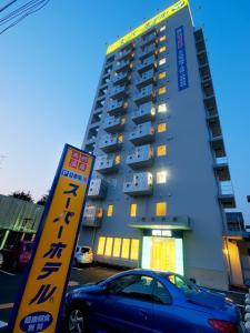 Окадзаки - Super Hotel Okazaki