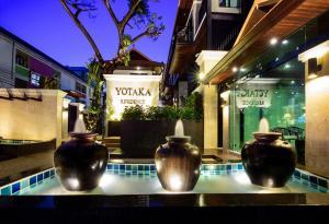Yotaka Residence Bangkok, Hotely  Bangkok - big - 44