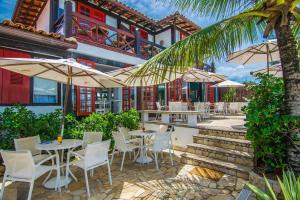Chez Pitu Praia Hotel, Hotely  Búzios - big - 83