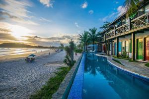 Chez Pitu Praia Hotel, Hotely  Búzios - big - 110