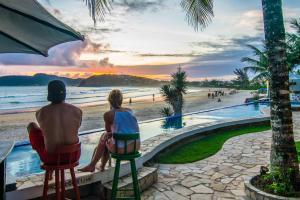 Chez Pitu Praia Hotel, Hotely  Búzios - big - 112