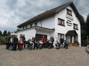 Pension - Der Berghof