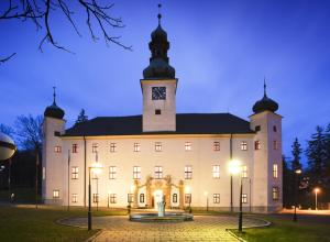 Zámecký Hotel Trešt
