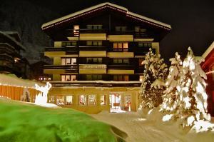 Hotel Garni Jägerhof - Saas-Fee