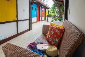 Chez Pitu Praia Hotel, Hotely  Búzios - big - 76