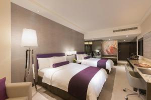 Gateway Hotel, Marco Polo, Hotels  Hongkong - big - 3