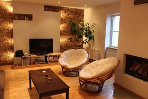 Apartament Quiet Center Apartment Ryga Łotwa