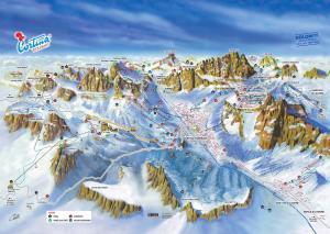 Crioli Dolomiti Lodge, Ferienwohnungen  Niederdorf - big - 24