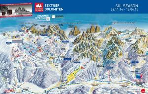 Crioli Dolomiti Lodge, Ferienwohnungen  Niederdorf - big - 27