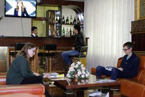 Отель Safran - фото 5