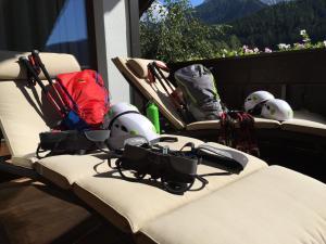 Crioli Dolomiti Lodge, Ferienwohnungen  Niederdorf - big - 29