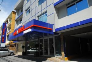Metro Hotel Panama, Hotels  Panama Stadt - big - 1