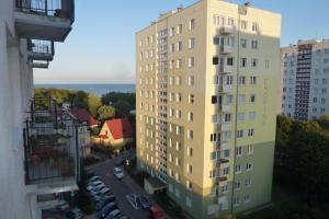 Apartament Bulwar, Ferienwohnungen  Gdynia - big - 9