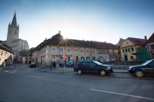 Apartment Wine House, Ferienwohnungen  Sibiu - big - 10