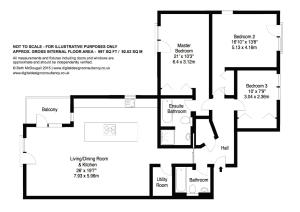 City Centre 2 by Reserve Apartments, Apartmány  Edinburgh - big - 96