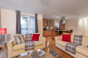 City Centre 2 by Reserve Apartments, Apartmány  Edinburgh - big - 47