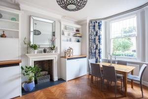 onefinestay - Marylebone private homes II, Апартаменты  Лондон - big - 27