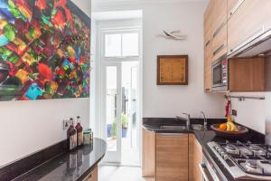 onefinestay - Marylebone private homes II, Апартаменты  Лондон - big - 25