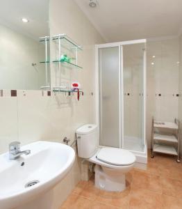 Luz Madrid Rooms, Pensionen  Madrid - big - 9