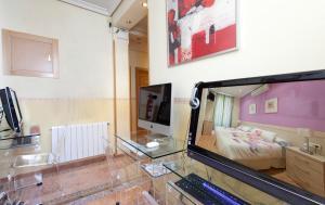 Luz Madrid Rooms, Pensionen  Madrid - big - 39