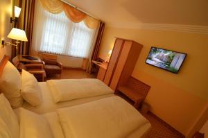 Hotel Mack, Отели  Мангейм - big - 8