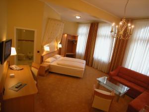 Hotel Mack, Отели  Мангейм - big - 9