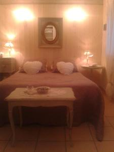 Chambres d`hôtes Shabby, Bed & Breakfasts  Salles-d'Aude - big - 12
