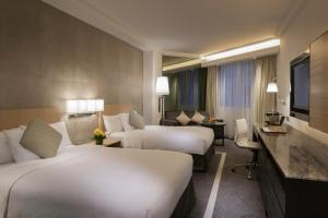 Gateway Hotel, Marco Polo, Hotels  Hongkong - big - 2