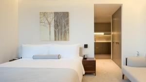 Studio typu Deluxe s manželskou postelí velikosti King