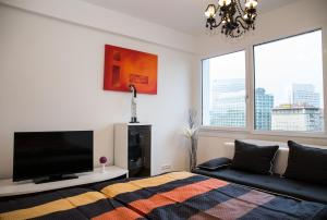City Deluxe Apartments, Appartamenti  Vienna - big - 31